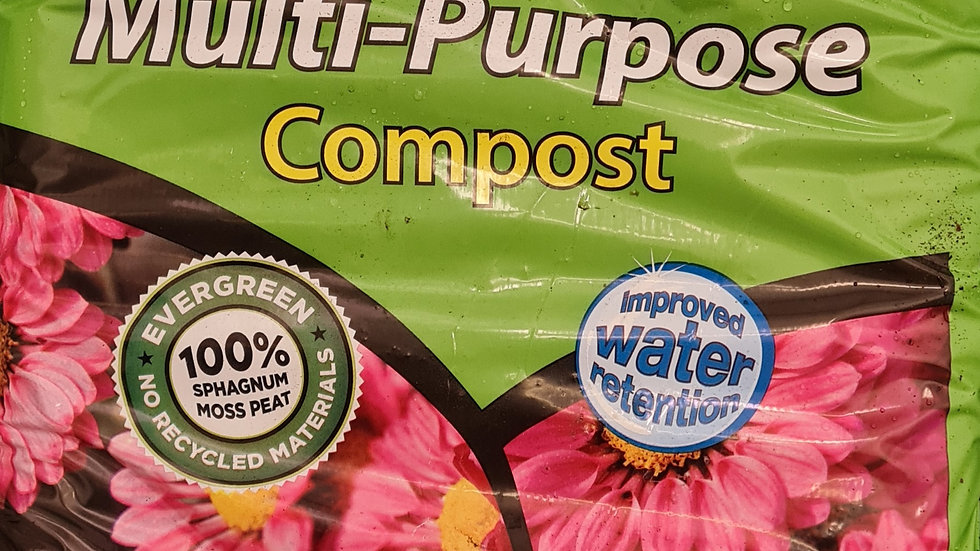 Multi purpose compost 60ltr x1
