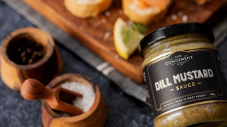 Dill Mustard sauce 190g