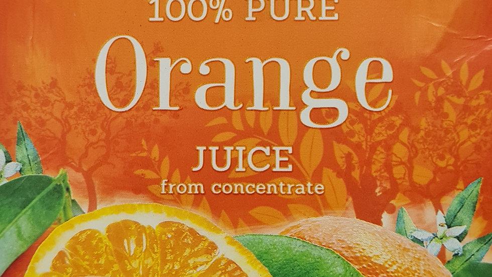 Orange juice 1ltr