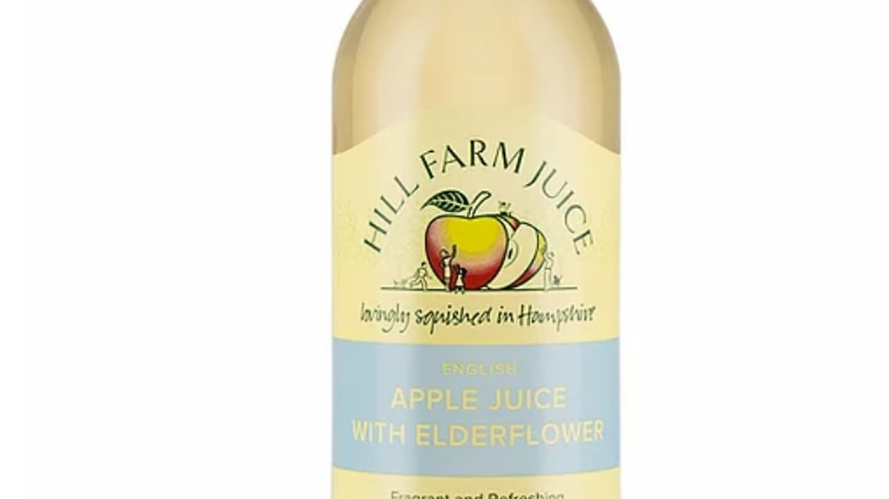 Elderflower and apple 750ml x1