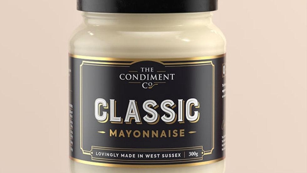 Classic mayonnaise 300g