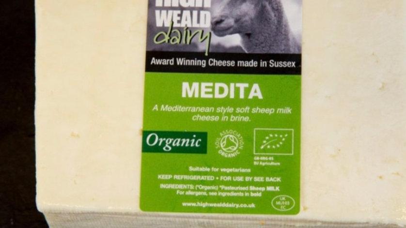 Organic meditation feta 150g