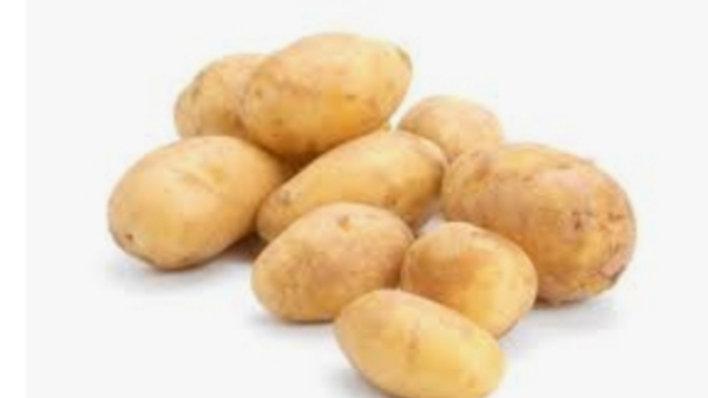 Salad Mid potatoes x1 brown bag
