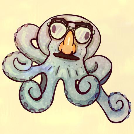 Octopus Beaglepuss