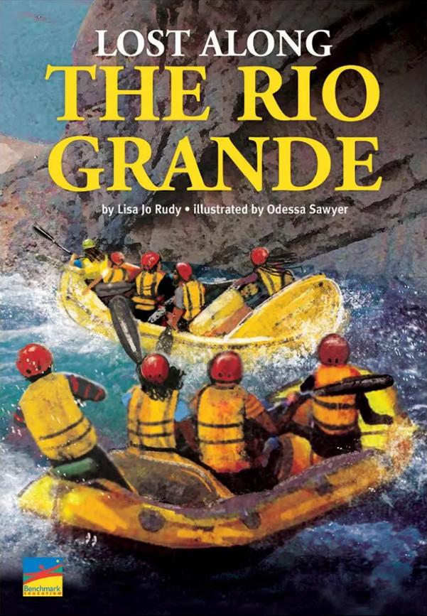 Lost Along the Rio Grande by Lisa Jo Rudy