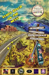 Field Trippin' Music Festival Poster