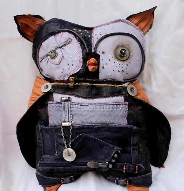 Automaton Owl