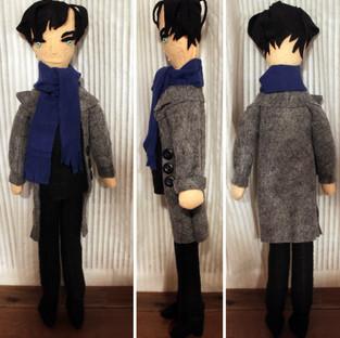 Sherlock Doll