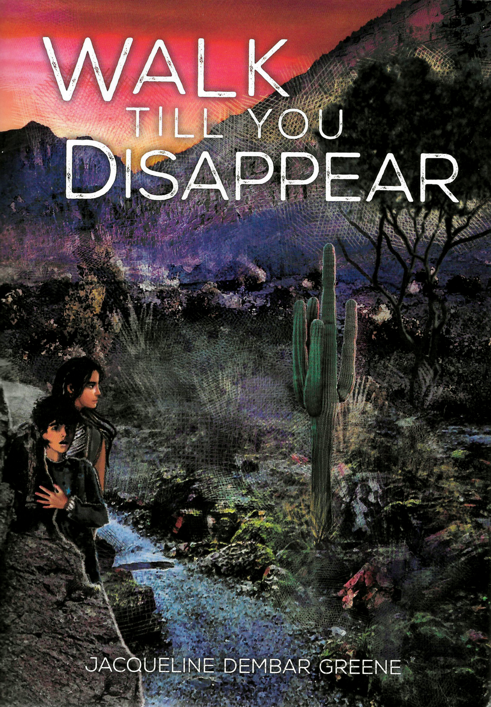 Walk Till You Disappear
