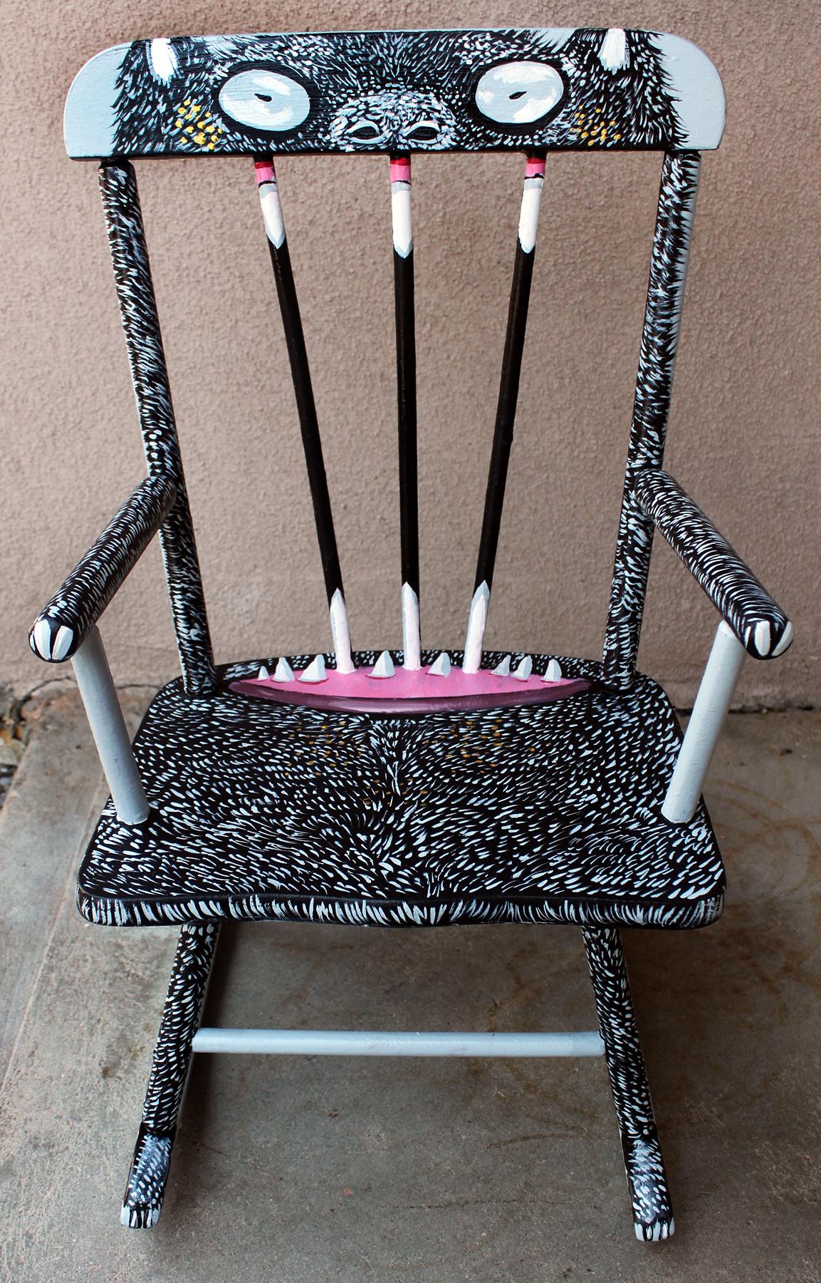 Monster Chair II