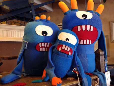 New Blue Monsters