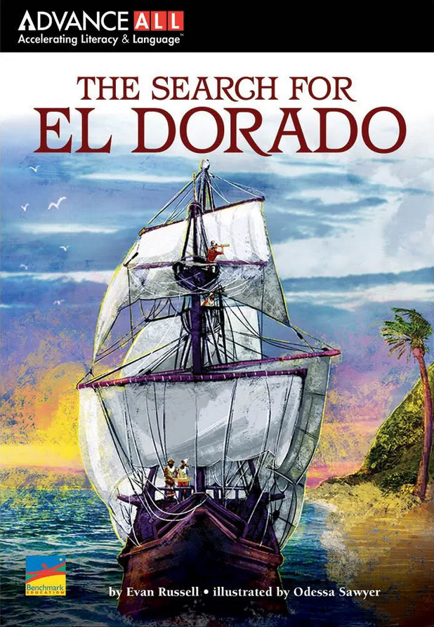 The Search for El Dorado by Evan Russell