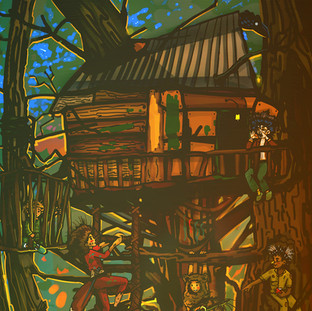 The Lost Boys' Hideout