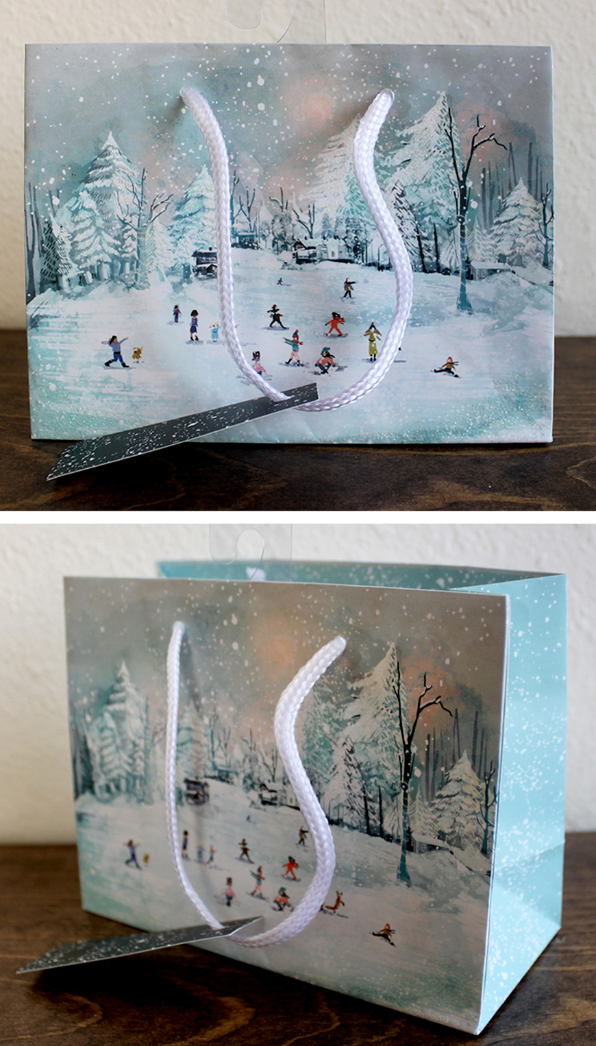 Winter Wonderland Gift Bag