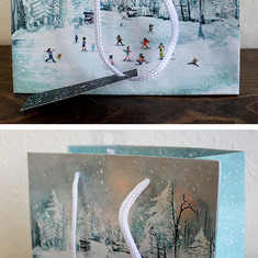 Winter Wonderland Gift Bag