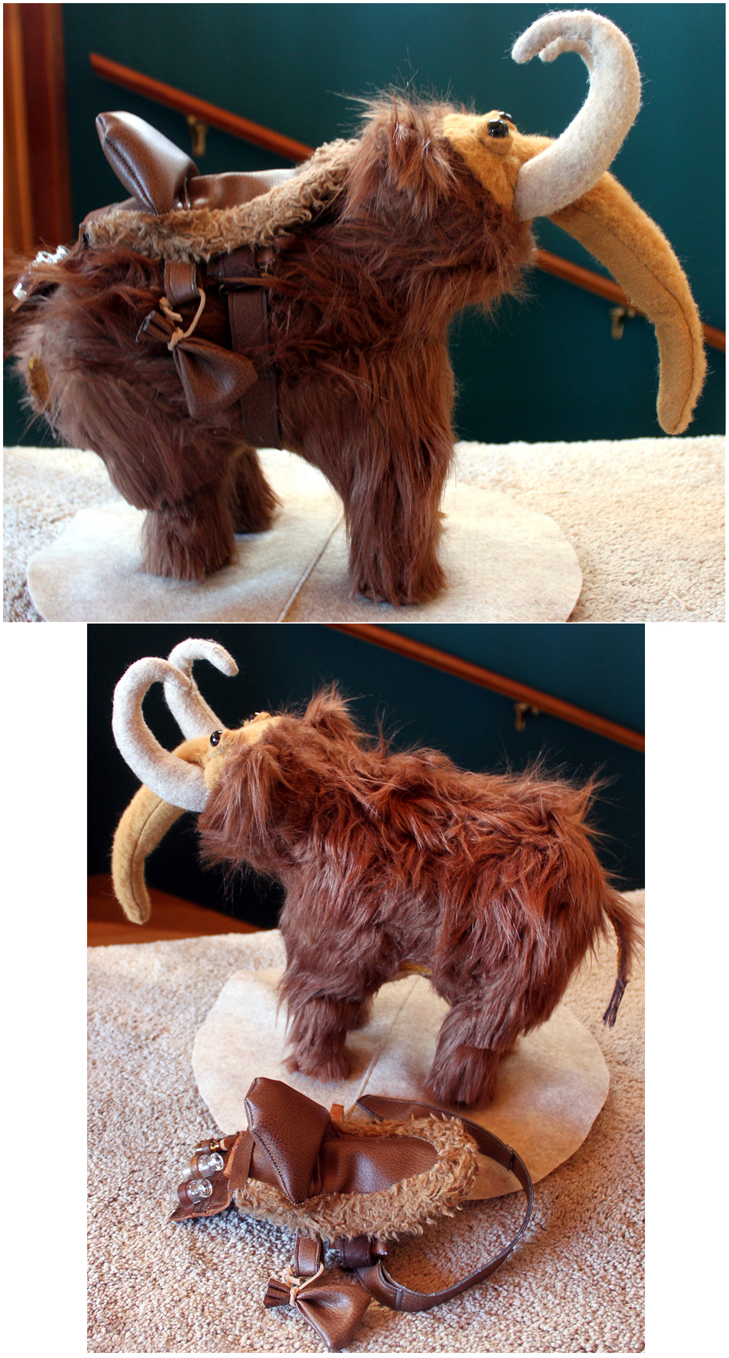Gustav the Woolly Mammoth