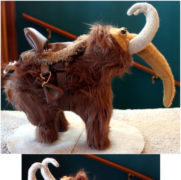 Gustav the Woolly Mammoth