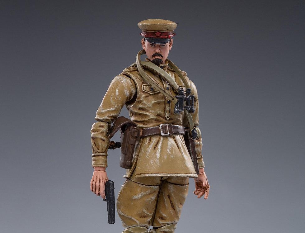 JOYTOY WWII Soviet Officer 1/18 Scale