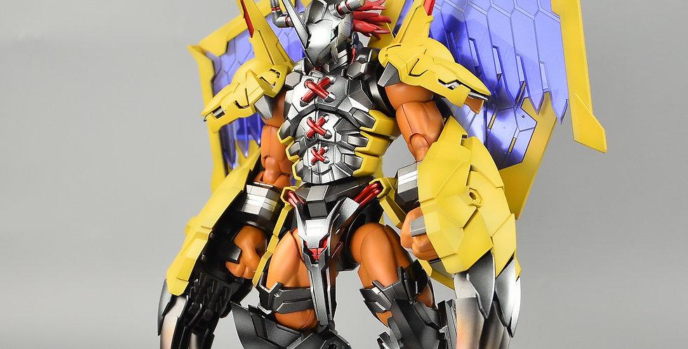 BANDAI SPIRITS Built & Painted Digimon Adventure Wargreymon