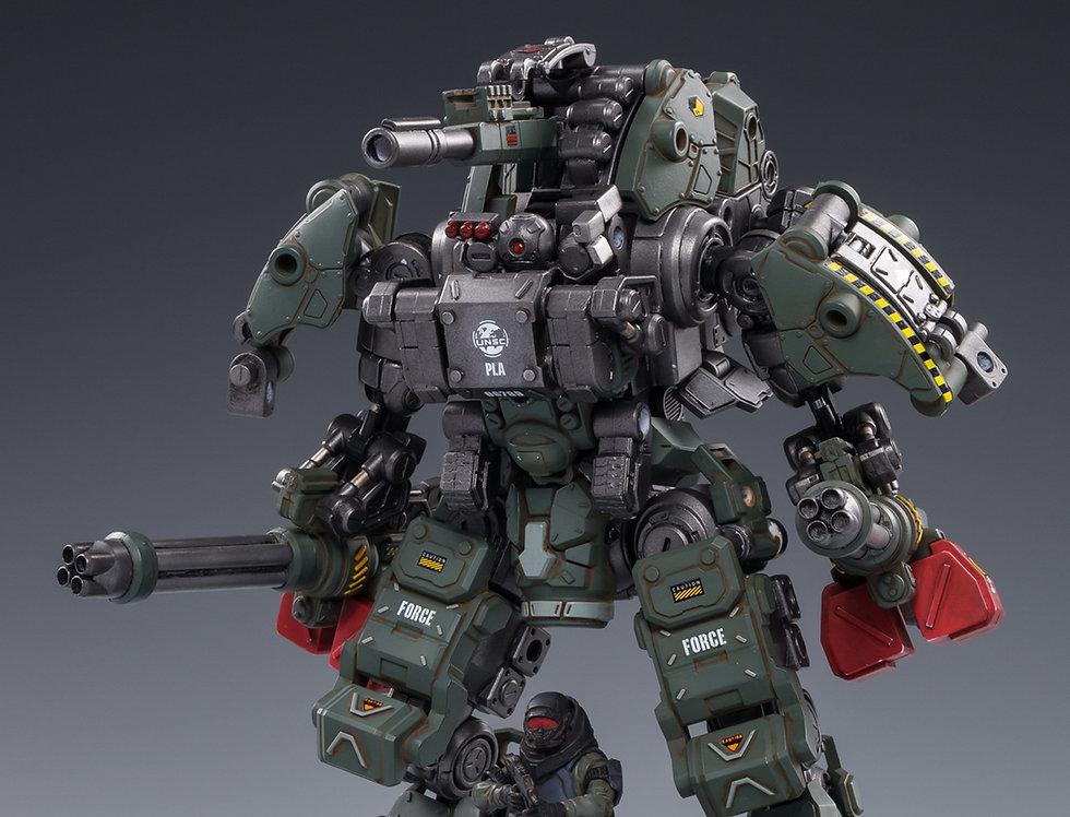 Joy Toy Dark Source Steelbone Armor (H05) With Pilot 1/24 Scale Figure Set