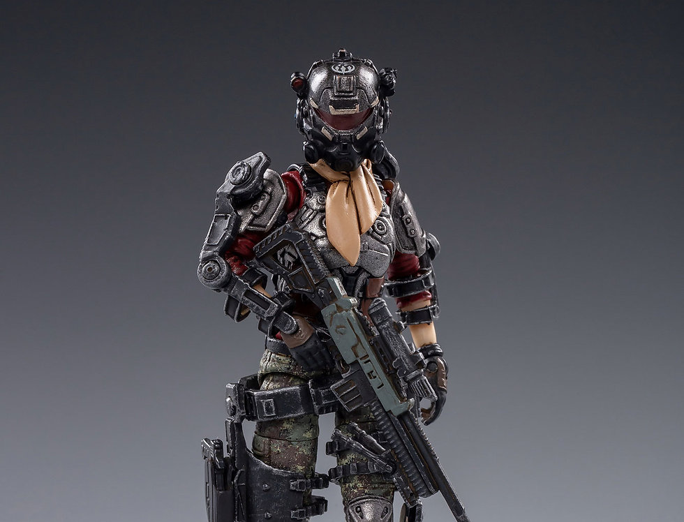 Joy Toy Hardcore Coldplay Skeleton Force Helan1/18 Scale