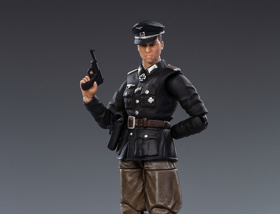 Joy Toy 1/18 Scale World War II German Officer Soldier