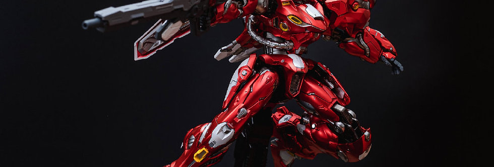 Vientiane Toys Exclusive Metal Build AGX-04 Gerbera Figure