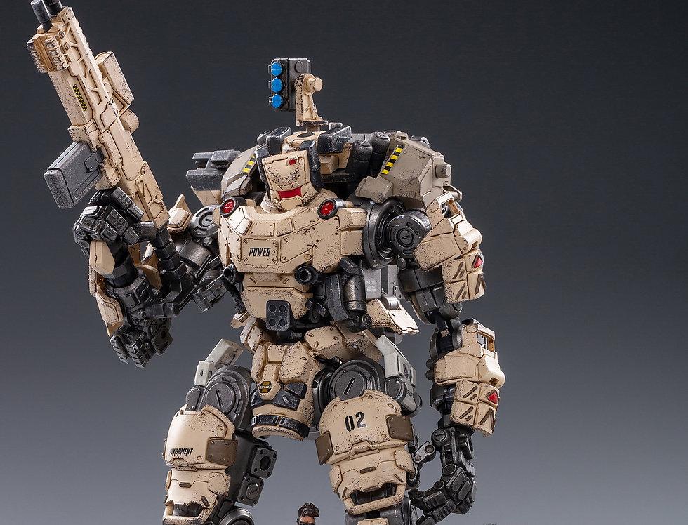 JoyToy Steelbone Armor (Desert) With Pilot 1/24 Scale Set