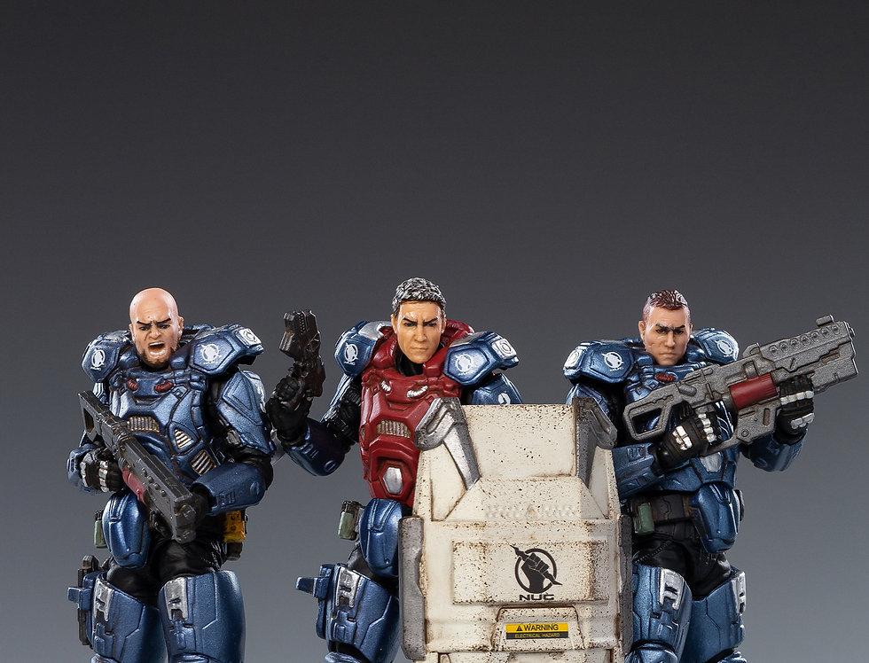 Joy Toy 1/18 Scale The 03nd Legion Interstellar Trooper