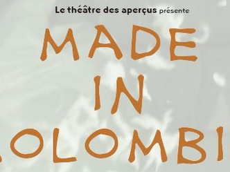 """Made in Colombia"""
