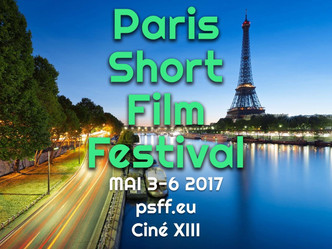 Paris short film Festival 2017