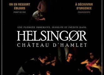 """""""Helsingor"""" mis en scène par Léonard Matton sur des extraits choisis du drame shakespearie"""