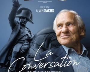 «La Conversation » mise en scène par Alain Sachs avec Aurélien Wiik et Alain Pochet au Théâtre du G