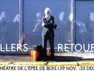"""""""Allers-retours"""" mise en scène par Alain Batis issue de l'oeuvre d'Ödon Von Horvát"""