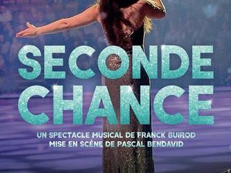 """""""Seconde chance"""" un spectacle musical de Franck Buirod avec l'auteur, Candice Parise o"""