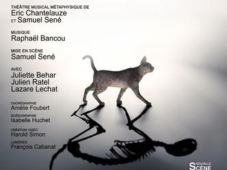 """""""L'homme de Schrödinger""""mise en scène par Samuel Sené...Du théâtre, du musical et du q"""