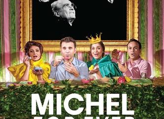 """""""Michel for ever"""" de Stéphan Druet et Daphné Tesson au Théâtre de Poche -Montparnasse ...U"""