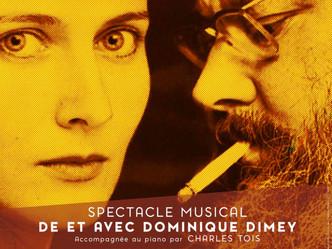 """""""Bernard Dimey, père et fille"""" ...Une incroyable rencontre entre émotions, complicité et c"""