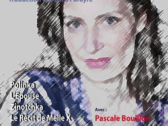 """On aime """"Au royaume des femmes """" à l'affiche au Théâtre du Guichet Montparnasse...Une"""