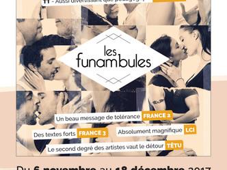 """""""Les Funambules"""" en concert au Studio Hébertot...Un courant d'amour et d'humour po"""