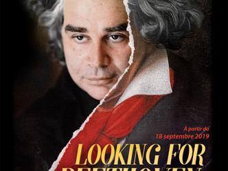 """Interview de Pascal Amoyel pour sa création """"Looking for Beethoven"""" au Théâtre du Ranelagh"""