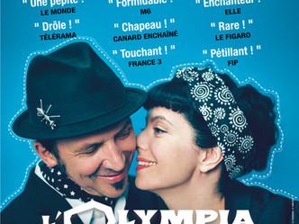 « Lili Cros et Thierry Chazelle fêtent leurs 10 ans » à L'Olympia samedi 18 mai à 20h ! Venez le