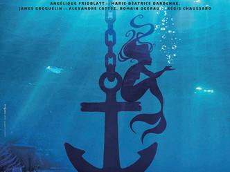 «La petite sirène» adapté du conte d'Andersen et mise en scène par Freddy Viau... Une touche à