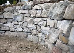 Dry-stone walling