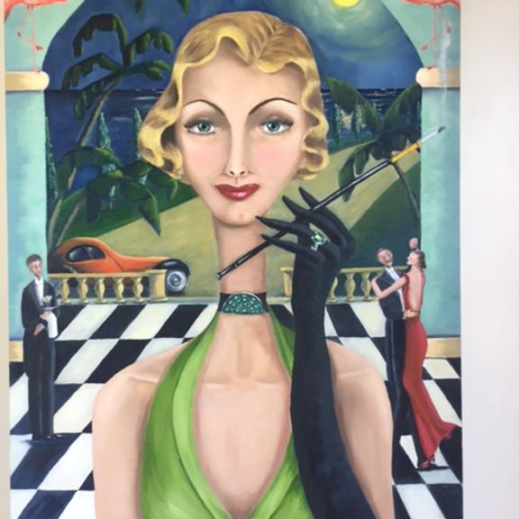 Anna Towner Exhibition