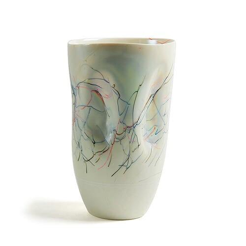 Moais Fili Morano Glass