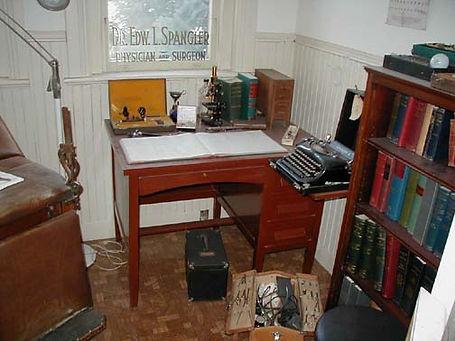 Dr. Spangler's Office