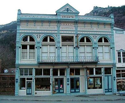 Wrights Hall - Wright Opera House