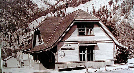 Railroad Room