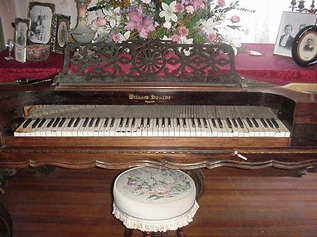 Gold Belt Theater Piano